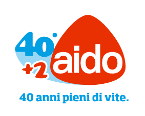 LogoAIDO-40esimo+2